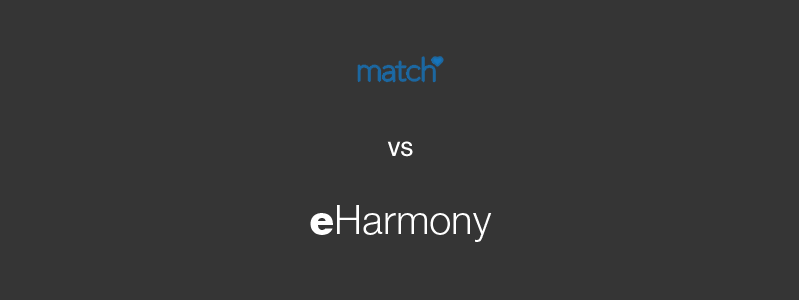 EHarmony Vs Match