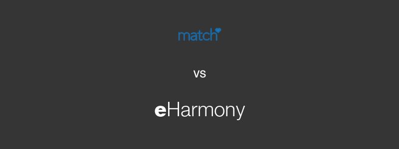 EHarmony Vs Match