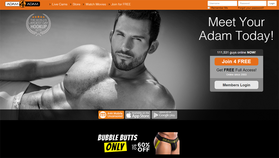 Decent gay dating site