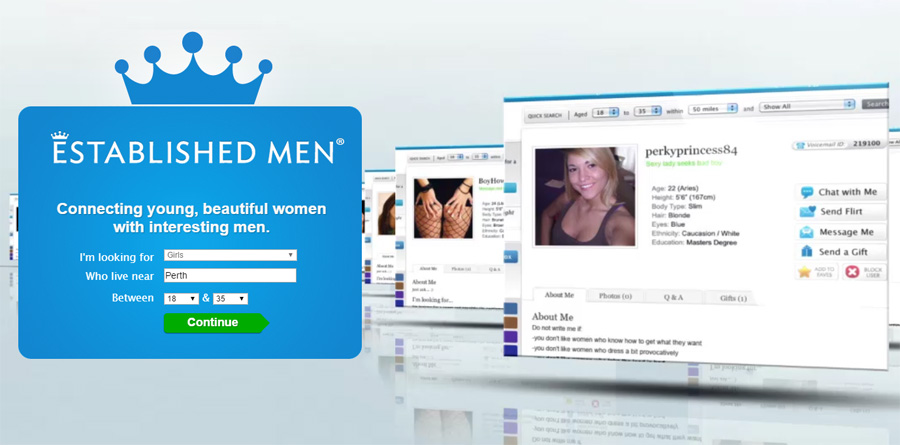 Established dating sites for sale